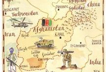 * MAP of the DAY / Ali's Travels