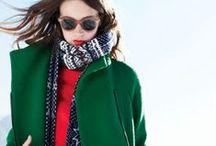 Fall & Winter Fashion: the Layering Lookbook