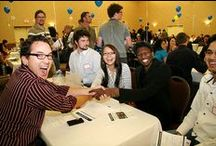 Conference Networking / Grow  your attendee networking opportunities with these ideas