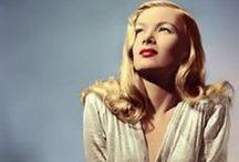 [1940s] ~ metallic fashion / │1940s metallic clothes │ silver & gold │ sequins & lamé │ 40s vintage fashion │