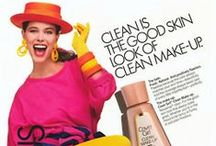 1980s fashion advertisements / vintage fashion advertisements from the 1980s about clothing, accessories, shoes, cosmetics, or jewelry  • magazine illustrations  • catalogs