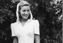 [1930s] ~ hood style / ★ 1930s vintage fashion ★ hoods ★ hooded fashions ★