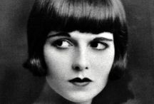 [1920s] ~ Louise Brooks / 1920's style icon
