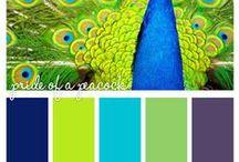 Colours inspiration