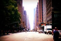 New York City / The city that never sleeps