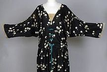 House of Poiret / │Paul Poiret was a leading French Couturier in early 20th century │ he established his fashion house in 1903 and it ran until 1929 │ although not fully appreciated during his life, Poiret is now credited as a pioneering and influential designer │