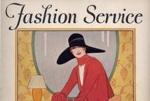 1920s fashion magazines / women's magazine covers from the 1920s....Ladie's Home Journal, McCalls...and any magazine showing the style and fashions of the day