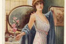 1910s sleepwear & lingerie