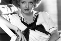 [1930s] ~ nautical fashion / ★1930s nautical fashion ★ red+white+blue ★ sailor style ★