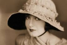 1920s hats & accessories / │1920s vintage fashion │ hat styles │ summer hats │