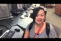student survey videos / Students in the SCSU Library share their opinions on different topics. / by SCSU Library