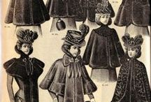 1900s suits & coats / │1900s vintage fashion │ coats and outerwear │ walking suits │winter accessories │