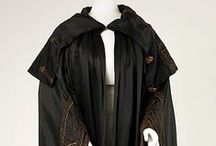 1910s evening coats & accessories