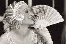 [1920s] ~ evening accessories