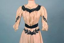 1900s afternoon tea dresses