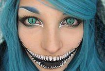 Cheshire cosplay / Cheshire cat cosplay