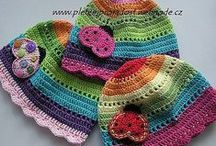 Crochet hat & cap