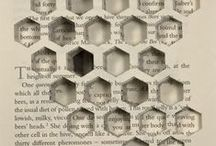 Book Art / Creations made from books and their pages. / by SCSU Library