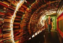 Indie Bookstores around the Globe / Ultimate goal: buy a book at every single one of these shops!
