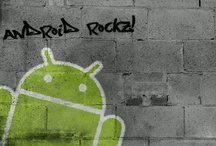 Lovin me some Android / It's all about the Droid, baby! / by Christina Sanders