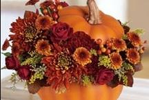 Autumn Flowers - Fall Flowers / beautiful autumn flowers to admire and inspire - http://silkflowersdecoflora.co.uk/