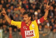 Tarihte Galatasaray / Futbolcular