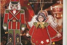 Cross stitch Christmas / by Kathie Nichols