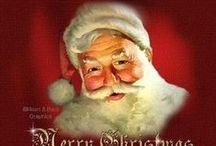 Kerst/ Christmas / Echt alles wat met Kerst te maken heeft.  Everything about Christmas