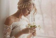 Wedding Hair! / wedding hair  from softer flowy stlyes, to high fashion avant garde!