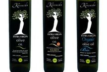 KORONIDA  EXTRA VIRGIN OLIVE OIL PACKAGING AND DESIGN / KORONIDA extra virgin olive oil kalamata & olives on Packaging of the World - Creative Package Design Gallery