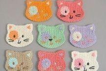 Handwork: crochet, knit, sew, etc / by Ann Zaslow