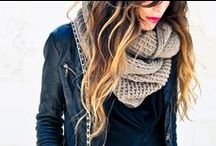 ● OUTFIT | Fall & Winter ● / Inspiration for fall and winter season