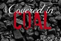 Covered In Coal by Silla Webb / Book Teasers