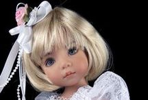 Dolls/All Dolled Up / by Kaye Weiss