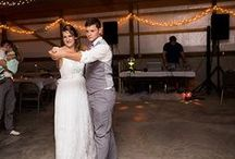 Benny and Regan's reception / by Sandra Penner