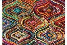Rugs / by Kaye Weiss