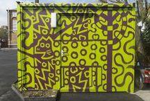 Mural Jobs / Mural Jobs by Andy Swani