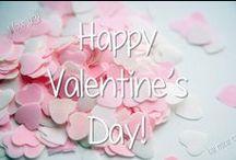 Februari: Valentijnsdag / Alles wat te maken heeft met valentijnsdag.