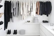 W A R D R O B E / Storage goals