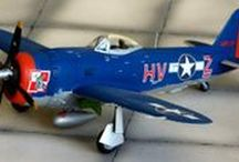 Marking P-47 Thunderbolt