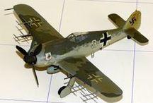 Marking Focke Wulf Fw 190