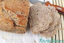 Boulange / Recettes de pains et autres pâtes levées à faire soie-même