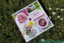 Le Coin Lecture RécréaNature / Revue de livres sur le fait maison : cuisine saine, cosmétiques maison, écologie...