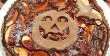 Halloween / Recettes de cuisine, déco et DIY sur le thème d'Halloween