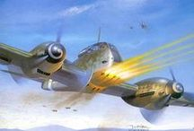 WW II Other German Aircrafts