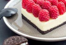 Recettes : Desserts