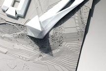 Architectural Models / Architectural Models, Modelli, Modell, Modulo, Maquetas, Maquettes