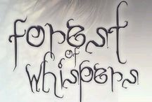 FOREST OF WHISPERS  / Look for my 17th Century Bavarian witch mystery, FOREST OF WHISPERS, coming Sept 9, 2014 from Spencer Hill Press!