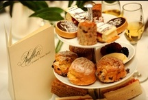 Rufflets Afternoon Tea / Enjoy a delicious, bespoke Afternoon Tea in our elegant lounge or sunny Terrace - St Andrews, Scotland