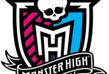 Monster High / by Laurence SEBAG